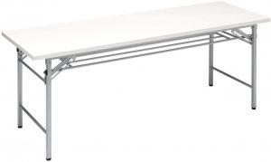 Sanwa Direct 180cm folding table Image