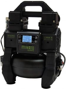 MINATO WORKS Digital Air compressor CP-51PRO Image