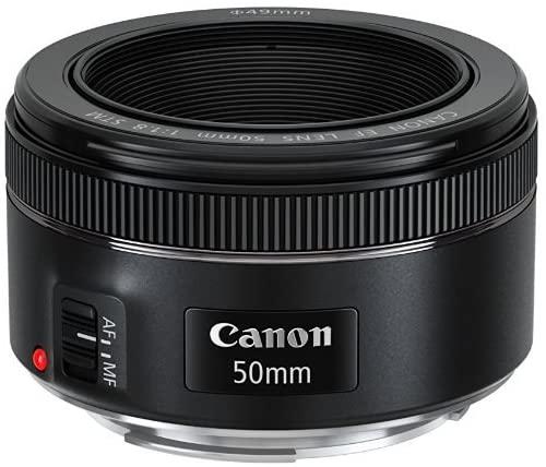 Canon EF 50mm f/1.8 STM Lens Image