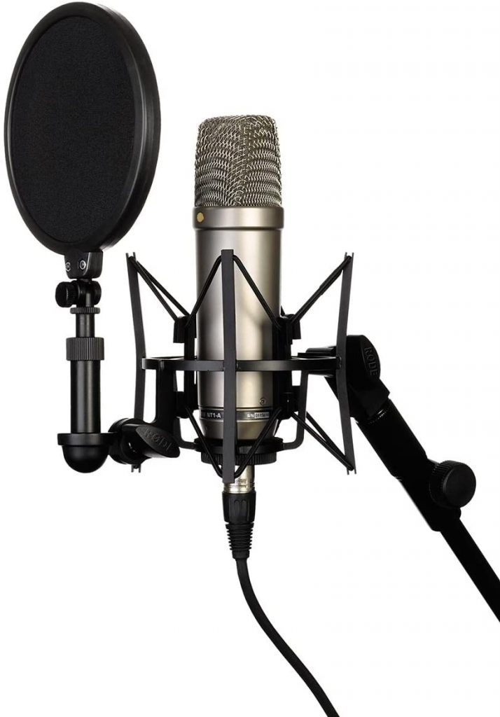 RØDE NT-1A Microphone Set with cables Image