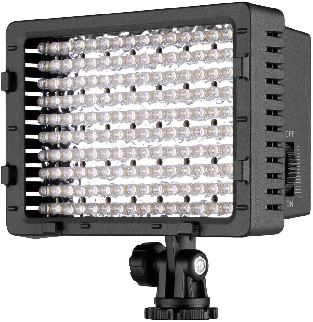 NEEWER CN-160 LED Video Light Image