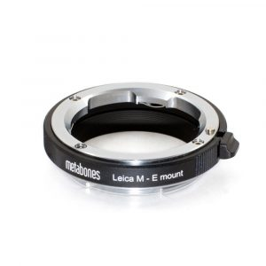 Metabones Leica M Lens to Sony E-Mount Camera T Adapter (Black) Image